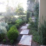 Image of custom walkway
