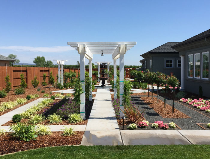We Provide Both Residential Landscape Design Commercial Will Work With You To Plan And Your Project Then Execute Said On